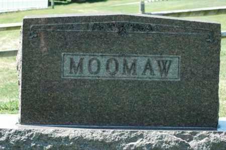 MOOMAW, ELMER - Tuscarawas County, Ohio | ELMER MOOMAW - Ohio Gravestone Photos