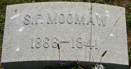 MOOMAW, SIMON PETER - Tuscarawas County, Ohio | SIMON PETER MOOMAW - Ohio Gravestone Photos