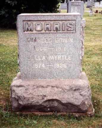 MCBARNES MORRIS, DELLA MYRTLE - Tuscarawas County, Ohio | DELLA MYRTLE MCBARNES MORRIS - Ohio Gravestone Photos