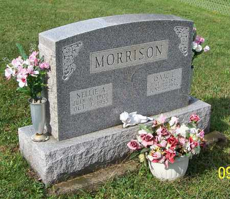 MORRISON, NELLIE A. - Tuscarawas County, Ohio | NELLIE A. MORRISON - Ohio Gravestone Photos