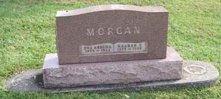 MORGAN, EVA ARRENA - Tuscarawas County, Ohio | EVA ARRENA MORGAN - Ohio Gravestone Photos