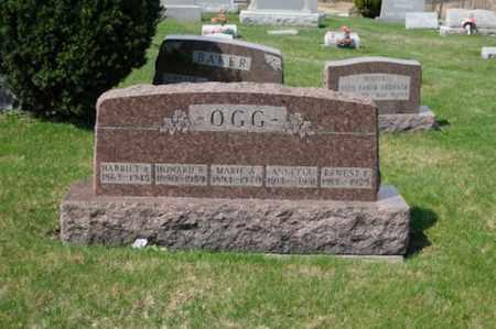 JOHNSON OGG, HARRIET ANN - Tuscarawas County, Ohio | HARRIET ANN JOHNSON OGG - Ohio Gravestone Photos
