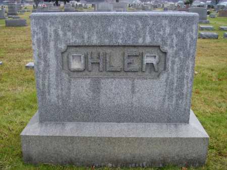 OHLER, MONUMENT - Tuscarawas County, Ohio   MONUMENT OHLER - Ohio Gravestone Photos