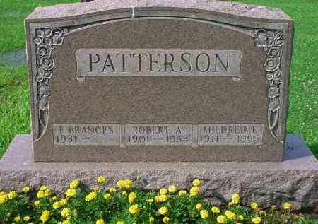 PATTERSON, ROBERT A - Tuscarawas County, Ohio | ROBERT A PATTERSON - Ohio Gravestone Photos