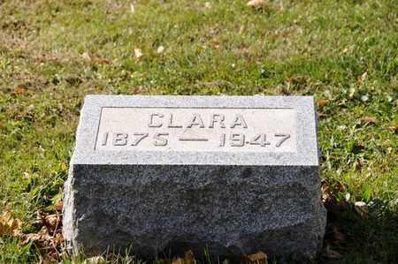 PITTENGER, CLARA - Tuscarawas County, Ohio   CLARA PITTENGER - Ohio Gravestone Photos