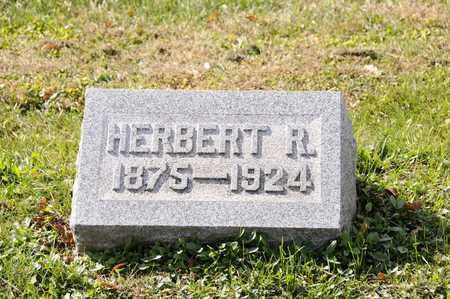 PITTENGER, HERBERT R. - Tuscarawas County, Ohio | HERBERT R. PITTENGER - Ohio Gravestone Photos