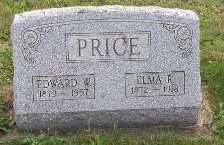 PRICE, ELMA R. - Tuscarawas County, Ohio | ELMA R. PRICE - Ohio Gravestone Photos