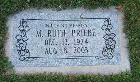 TAWNEY PRIEBE, M RUTH - Tuscarawas County, Ohio   M RUTH TAWNEY PRIEBE - Ohio Gravestone Photos