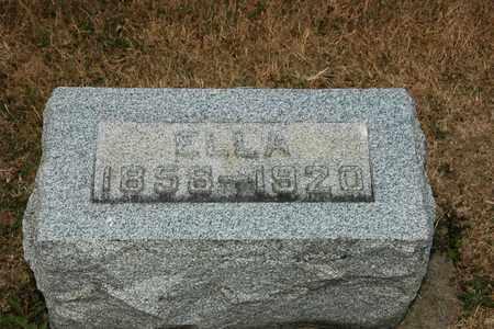 SUTER REGULA, ELLA - Tuscarawas County, Ohio   ELLA SUTER REGULA - Ohio Gravestone Photos