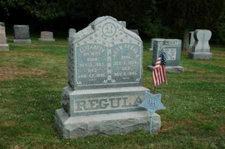 REGULA, ADAM - Tuscarawas County, Ohio | ADAM REGULA - Ohio Gravestone Photos