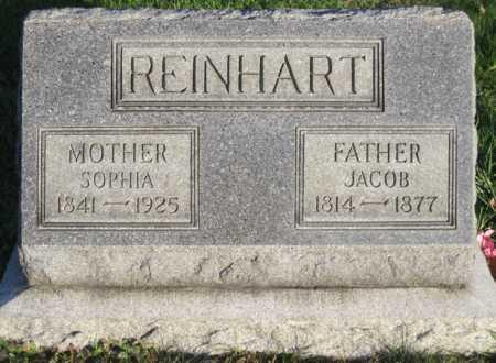 REINHART, JACOB - Tuscarawas County, Ohio | JACOB REINHART - Ohio Gravestone Photos