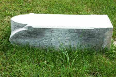 RENNER, ADAM - Tuscarawas County, Ohio | ADAM RENNER - Ohio Gravestone Photos