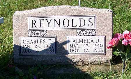 REYNOLDS, ALMEDA J. - Tuscarawas County, Ohio | ALMEDA J. REYNOLDS - Ohio Gravestone Photos