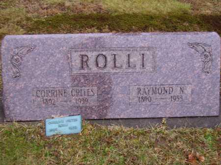ROLLIE, RAYMOND N. - Tuscarawas County, Ohio | RAYMOND N. ROLLIE - Ohio Gravestone Photos