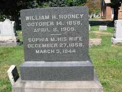 ROONEY, SOPHIA M. - Tuscarawas County, Ohio | SOPHIA M. ROONEY - Ohio Gravestone Photos