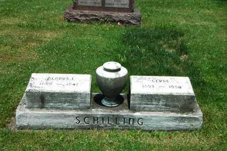 SIBER SCHILLING, GLADYS - Tuscarawas County, Ohio | GLADYS SIBER SCHILLING - Ohio Gravestone Photos