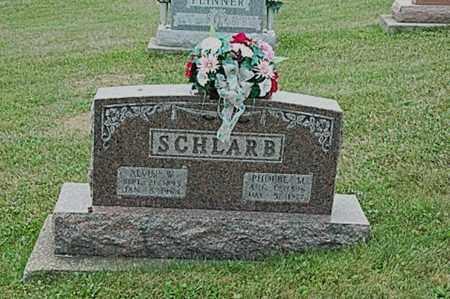 SCHLARB, PHOEBE M. - Tuscarawas County, Ohio   PHOEBE M. SCHLARB - Ohio Gravestone Photos