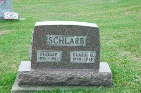 SCHLARB, CLARA G. - Tuscarawas County, Ohio | CLARA G. SCHLARB - Ohio Gravestone Photos