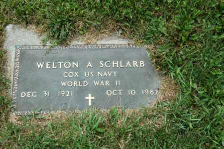 SCHLARB, WELTON A. - Tuscarawas County, Ohio   WELTON A. SCHLARB - Ohio Gravestone Photos