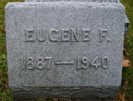 SCHUMAKER, EUGENE FERDINAND - Tuscarawas County, Ohio | EUGENE FERDINAND SCHUMAKER - Ohio Gravestone Photos