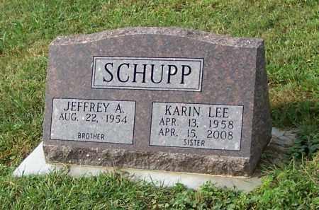 SCHUPP, JEFFREY A. - Tuscarawas County, Ohio | JEFFREY A. SCHUPP - Ohio Gravestone Photos