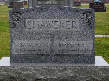 SHAWEKER, MARGARET M. - Tuscarawas County, Ohio | MARGARET M. SHAWEKER - Ohio Gravestone Photos