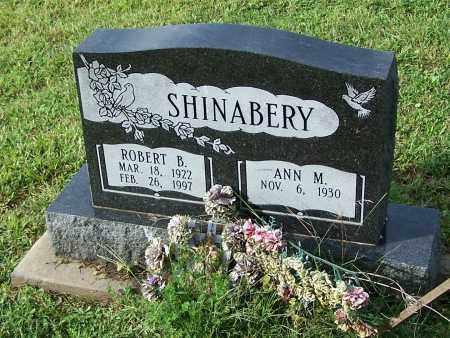 SHINABERY, ROBERT B. - Tuscarawas County, Ohio | ROBERT B. SHINABERY - Ohio Gravestone Photos