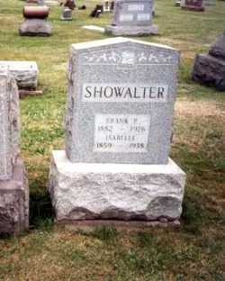 SHOWALTER, FRANK P. - Tuscarawas County, Ohio | FRANK P. SHOWALTER - Ohio Gravestone Photos