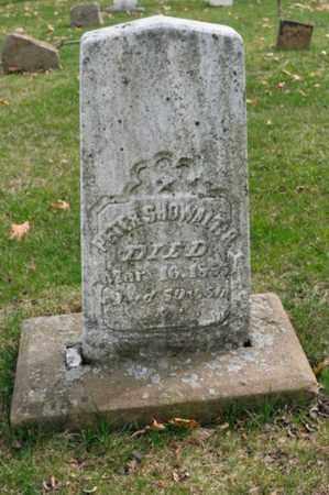 SHOWALTER, PETER - Tuscarawas County, Ohio | PETER SHOWALTER - Ohio Gravestone Photos