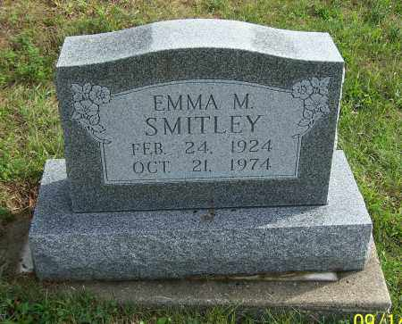SMITLEY, EMMA M. - Tuscarawas County, Ohio   EMMA M. SMITLEY - Ohio Gravestone Photos