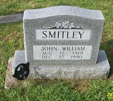SMITLEY, JOHN WILLIAM - Tuscarawas County, Ohio | JOHN WILLIAM SMITLEY - Ohio Gravestone Photos