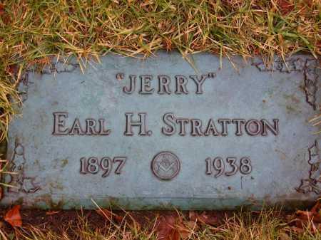 "SRATTON, EARL H. ""JERRY"" - Tuscarawas County, Ohio   EARL H. ""JERRY"" SRATTON - Ohio Gravestone Photos"