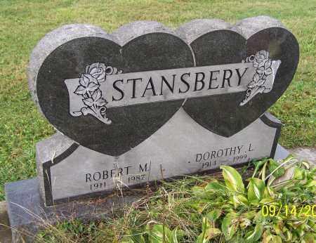 STANSBERY, ROBERT M. - Tuscarawas County, Ohio | ROBERT M. STANSBERY - Ohio Gravestone Photos