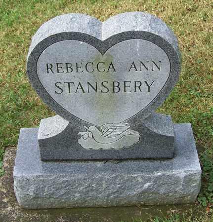 STANSBERY, REBECCA ANN - Tuscarawas County, Ohio | REBECCA ANN STANSBERY - Ohio Gravestone Photos