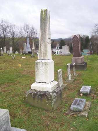 STEINER, JACOB - Tuscarawas County, Ohio | JACOB STEINER - Ohio Gravestone Photos
