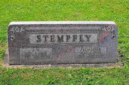 STEMPFLY, JOHN WESLEY - Tuscarawas County, Ohio   JOHN WESLEY STEMPFLY - Ohio Gravestone Photos