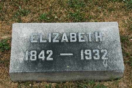 HAHN STEPHAN, ELIZABETH - Tuscarawas County, Ohio | ELIZABETH HAHN STEPHAN - Ohio Gravestone Photos