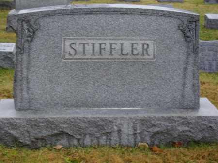 STIFFLER, MONUMENT - Tuscarawas County, Ohio | MONUMENT STIFFLER - Ohio Gravestone Photos