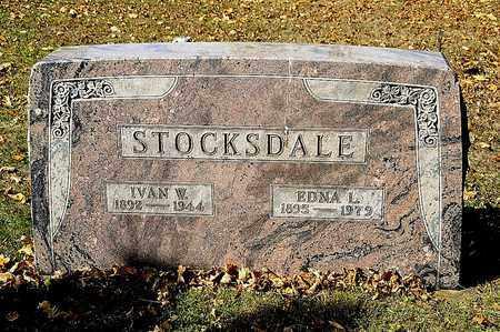 STOCKSDALE, EDNA L. - Tuscarawas County, Ohio | EDNA L. STOCKSDALE - Ohio Gravestone Photos