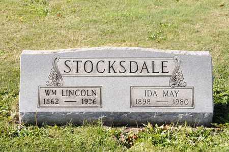 STOCKSDALE, IDA MAY - Tuscarawas County, Ohio | IDA MAY STOCKSDALE - Ohio Gravestone Photos
