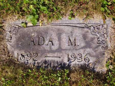 STONEBROOK, ADA M. - Tuscarawas County, Ohio | ADA M. STONEBROOK - Ohio Gravestone Photos