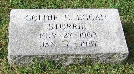 STORRIE, GOLDIE E. - Tuscarawas County, Ohio | GOLDIE E. STORRIE - Ohio Gravestone Photos