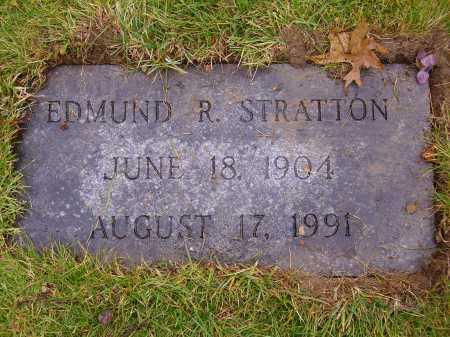 "STRATTON, EDMUND R. ""BUD"" - Tuscarawas County, Ohio | EDMUND R. ""BUD"" STRATTON - Ohio Gravestone Photos"