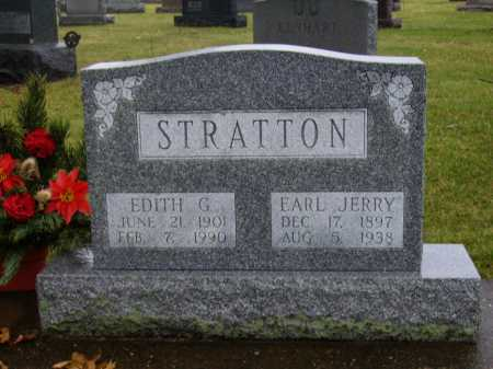 STRATTON, EDITH - Tuscarawas County, Ohio | EDITH STRATTON - Ohio Gravestone Photos