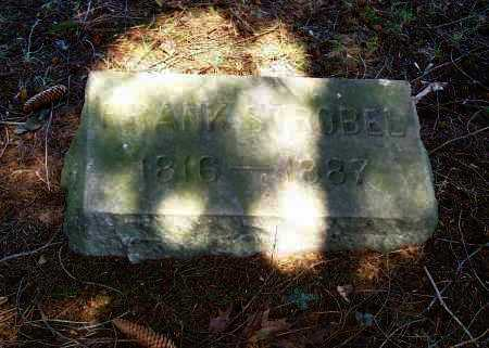 STROBEL, FRANK - Tuscarawas County, Ohio | FRANK STROBEL - Ohio Gravestone Photos