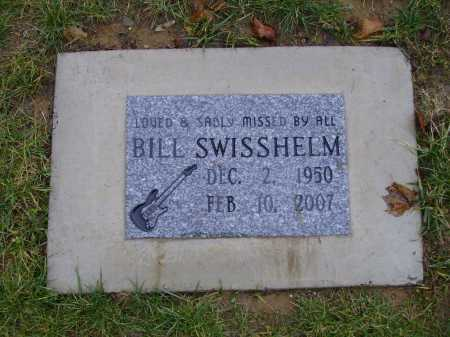 SWISSHELM, BILL - Tuscarawas County, Ohio | BILL SWISSHELM - Ohio Gravestone Photos