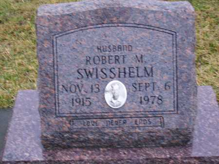 SWISSHELM, ROBERT M. - Tuscarawas County, Ohio | ROBERT M. SWISSHELM - Ohio Gravestone Photos