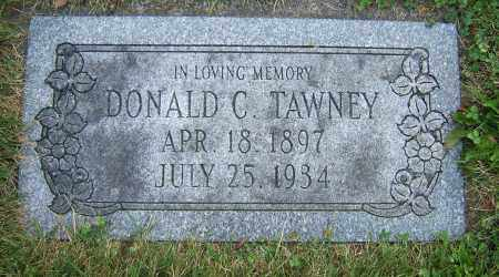 TAWNEY, DONALD C - Tuscarawas County, Ohio | DONALD C TAWNEY - Ohio Gravestone Photos