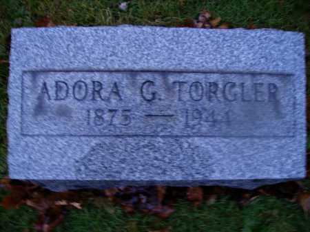 GEISER TORGLER, ADORA - Tuscarawas County, Ohio | ADORA GEISER TORGLER - Ohio Gravestone Photos