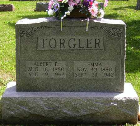 TORGLER, ALBERT F. - Tuscarawas County, Ohio | ALBERT F. TORGLER - Ohio Gravestone Photos